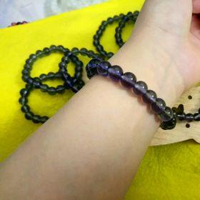 chuỗi đeo tay phong thủy 8li Màu mới Giá sỉ 6k/1 chuỗi giá sỉ