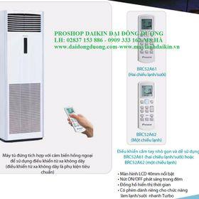 MÁY LẠNH TỦ ĐỨNG FVA100AMVM/RZF100CVM THẾ HỆ MỚI GAS R32- NPP PROSHOP DAIKIN ĐẠI ĐÔNG DƯƠNG giá sỉ
