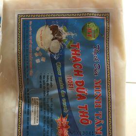 Thạch dừa khô giá sỉ