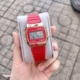 Đồng hồ điện tử cao su CA.SIO giá sỉ