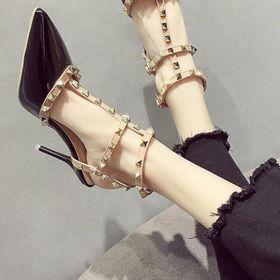 Giày cao gót đinh cao cấp giá sỉ
