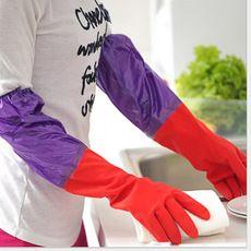 Găng tay rửa chén lót nhung giá sỉ