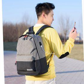Ba lô laptop kèm cổng sạc USB laptop backpack SKU 35-9134 giá sỉ