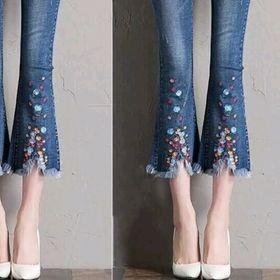 quần jeans nữ giá sỉ