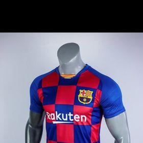 áo Barcelona mẫu mới