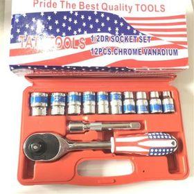 Bộ tip vặn Tat Tool 12 món USA giá sỉ