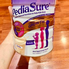 Sữa bột Pediasure Úc 850g nắp tím hàng air tăng cân hiệu quả cho bé từ 1 tuổi giá sỉ