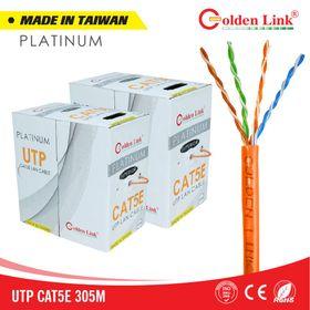 CABLE golden link-300M camera RG6/U KHÔNG NGUỒN CAM TITANIUM TAIWAN giá sỉ