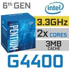 CPU Intel Pentium G4400 Tray Fan Box SOCKET 1151 giá sỉ