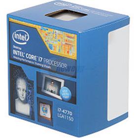 CPU Intel Core i7-4770 Tray Fan Box SOCKET 1150 giá sỉ