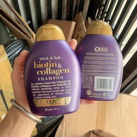 Dầu gội ngăn rụng tóc Biotin Collagen giá sỉ