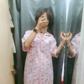 Váy ngủ thô Thái -