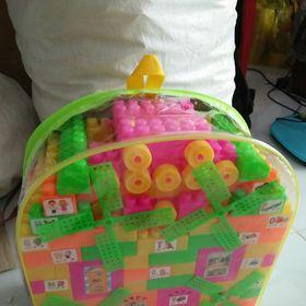 Đồ chơi trẻ em túi lắp ráp loại lớn nhất sản xuất tại Việt Nam giá sỉ
