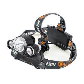 Đèn pin ĐỘI ĐẦU 3 bóng Headlight - Trắng T6 giá sỉ