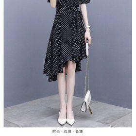 Đầm bi phong cách giá sỉ