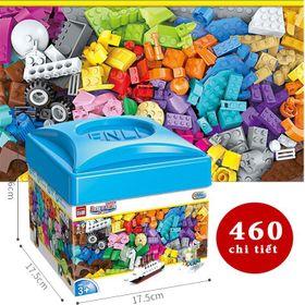 Bộ Xếp Hình Lego 460 Chi Tiết giá sỉ