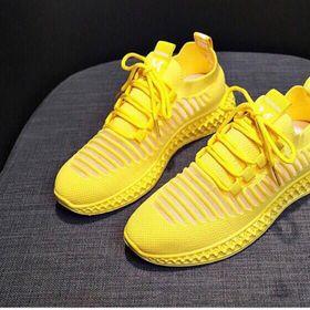 Giày bata vàng giá sỉ