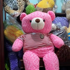 Thú nhồi bông teddy 150cm giá sỉ