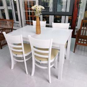 Bộ bàn ăn 4 ghế giá sỉ