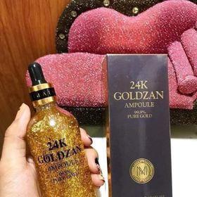 Serum Vàng 24k Goldzan giá sỉ