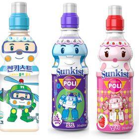 Nước uống trẻ em SunKist Hàn Quốc giá sỉ