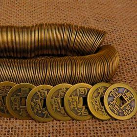 đồng xu kim loại đường kính 24cm giá sỉ