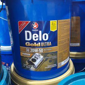 Nhớt-Caltex Delo Gold Ultra 15W40 20L/xô giá sỉ