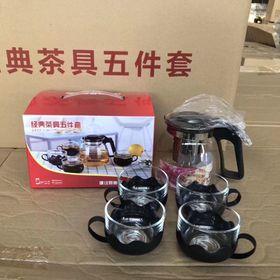 Bộ ấm trà 4 cốc giá sỉ