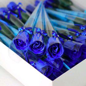 Hoa hồng sáp thơm nguyên cây giá sỉ