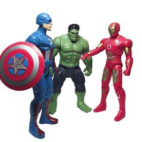 Bộ Sưu Tập 3 Nhân Vật Siêu Anh Hùng Marvel KHOẢNG TRỜI CỦA BÉ giá sỉ