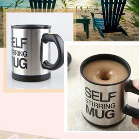 Cốc cà phê tự khuấy giá sỉ