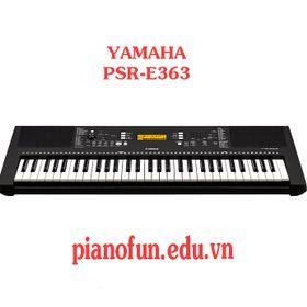 Đàn organ Yamaha Psr-E363 giá sỉ