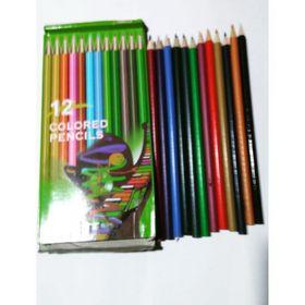 Hộp 12 cây bút chì màu giá sỉ