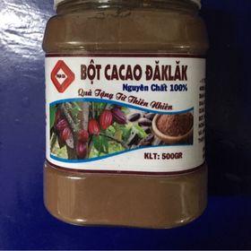 Bột Cacao ĐakLak Phạm Gia giá sỉ