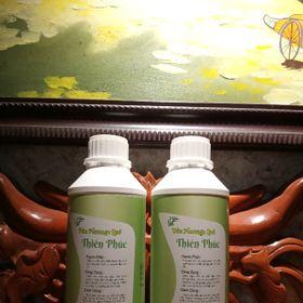 Dầu massage dầu nuru 1lit/chai Thiên Phúc giá sỉ