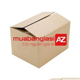 Thùng carton AZ07 15x12x10 cm - Hộp Loa Xí Ngầu giá sỉ