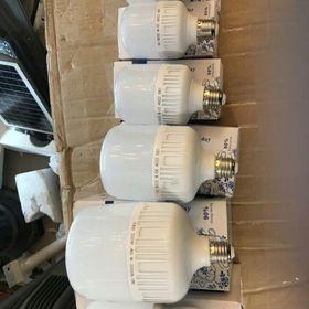 Bóng đèn led sáng trắng 5w 10w 20w 30w 40w 50w giá sỉ