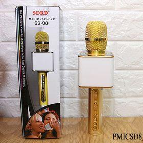Micro Karaoke Bluetooth SD08 giá sỉ