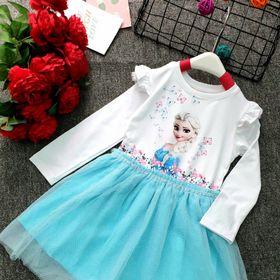 Đầm công chúa Elsa giá sỉ