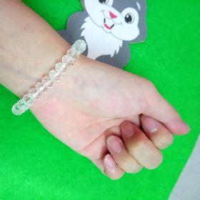 Vòng tay pha lê chuỗi đeo tay pha lê giá sỉ