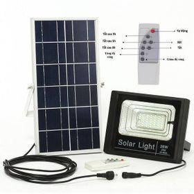 Đèn Pha LED Năng Lượng Mặt Trời VKT-S01-25W giá sỉ