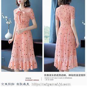 Đầm dập ly hồng bi giá sỉ