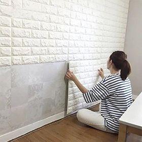 xốp dán tường 70x77 giá sỉ