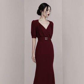Đầm body Hàn quốc kèm nịt giá sỉ