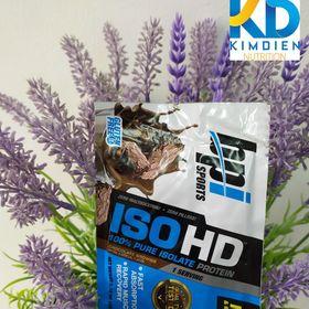 Gói 32gram Sample sữa tăng cơ bắp Bpi Bpisports Iso HD 100 whey isolate 1 lần dùng giá sỉ