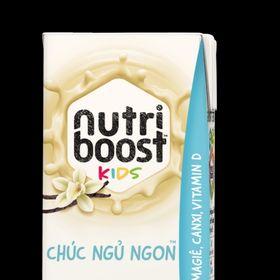 Sữa công thức pha sẵn Nutriboost vị vani hộp 180ml giá sỉ
