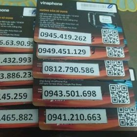 sim 4g Vinaphone 120GB/tháng giá sỉ