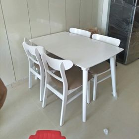 Bộ bàn ăn Manngo 4 ghế giá sỉ