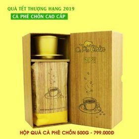 Cà Phê Chồn Cocoa Indochine - Gói 500gr Tặng kèm Phin Nhôm mạ màu i-on cao cấp 699000 giá sỉ