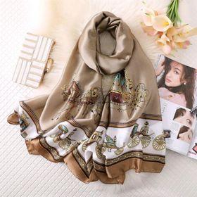khăn lụa Hà Anh